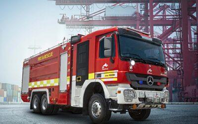 Fire-fighting-Trucks